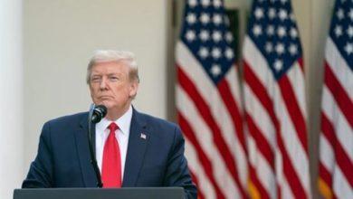 Photo of Trump afirma que «se enfada más y más» con China por el «tremendo daño» que el coronavirus ha hecho en EEUU