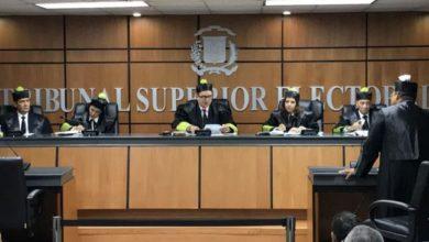Photo of TSE no admite acciones de candidatos a diputados contra JCE y Junta de SDE