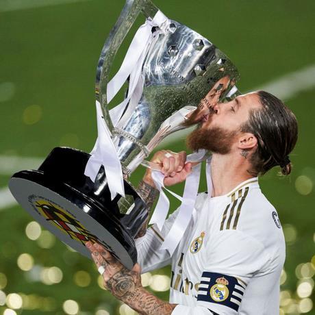 Photo of Un Real Madrid perfecto recupera el título en la Liga de España
