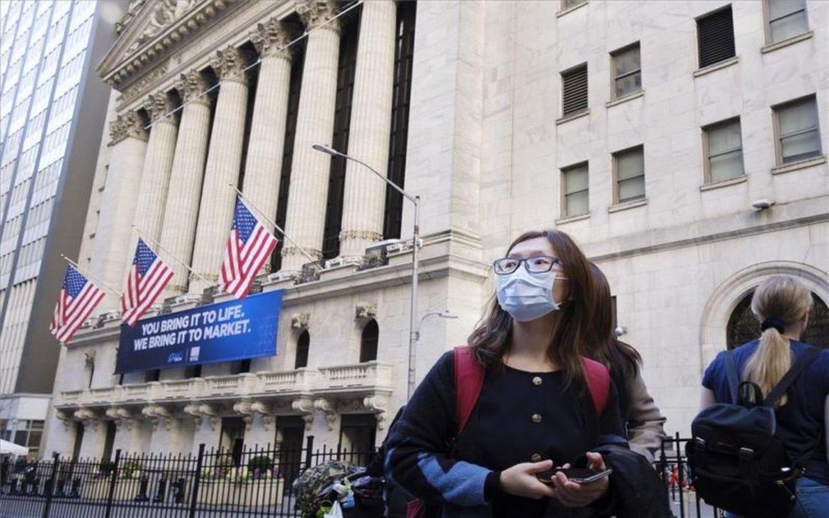 Photo of EE.UU. supera los 168,300 muertos y 5,3 millones de contagios por COVID-19