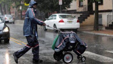 Photo of La tormenta Laura causa lluvias en Puerto Rico, donde se prevén inundaciones