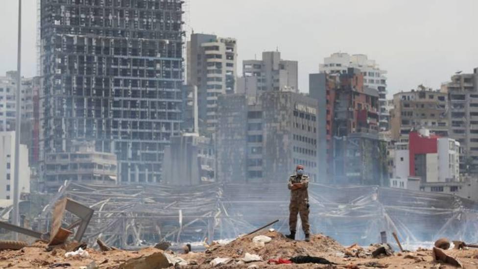 Photo of La Justicia libanesa continúa con las detenciones en el marco de la investigación de la explosión en Beirut