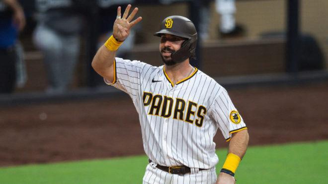 Photo of Padres, 1er equipo con grand slams en 4 juegos seguidos