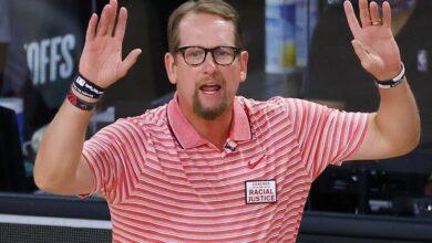 Photo of Nick Nurse es electo Entrenador del Año de la NBA