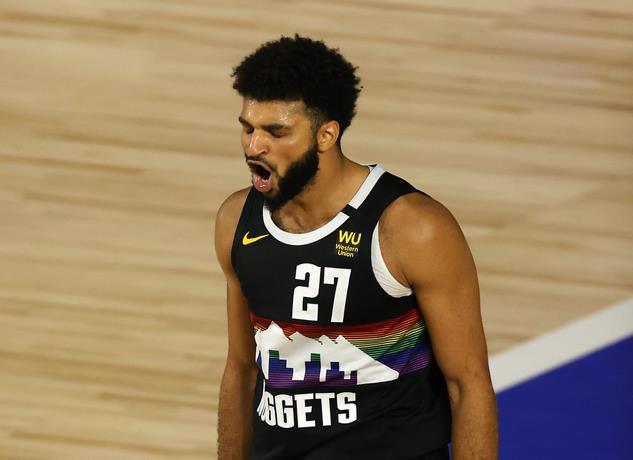 Photo of Jamal Murray anota 42 puntos y Nuggets evitan ser eliminados