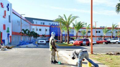 Photo of El Gobierno entrega hospitales esta semana
