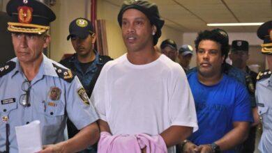 Photo of Ronaldinho cerca de libertad