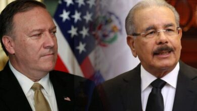 Photo of Expresidente Danilo Medina se reune con Mike Pompeo