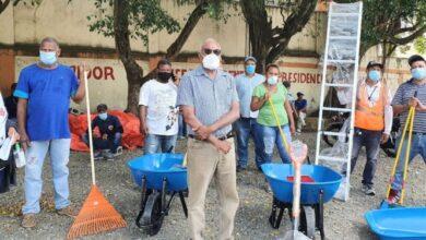 Photo of Ayuntamiento adquiere herramientas para limpieza y mantenimiento SFM