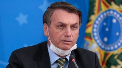 Photo of Bolsonaro tiene «la conciencia tranquila» con casi 100.000 muertos de covid