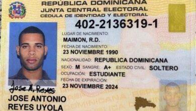 Photo of Policía mata hombre habría raptado una mujer y su hijo en Cotuí
