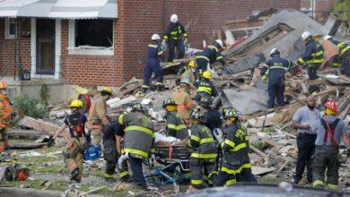 Photo of Un fallecido y siete rescatados luego de la explosión de Baltimore