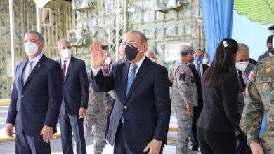 Photo of Danilo Medina entrega Fuerza de Tarea Conjunta e Interagencial en Jimaní