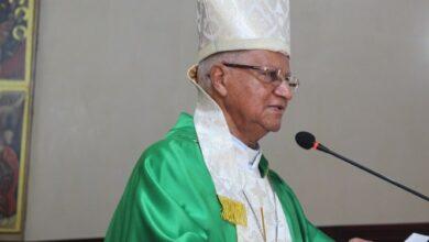Photo of Obispo Fausto Mejía Vallejo en SFM aboga para que el nuevo presidente reciba sabiduría y devuelva la esencia y la decencia de la vida política nacional