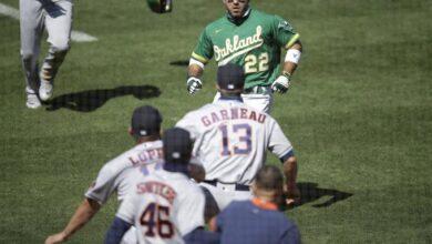 Photo of Laureano dice que el entrenador de los Astros insultó a la madre y provocó una pelea