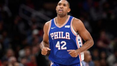 Photo of Al Horford anota 9 puntos, Sixers superan a los Spurs