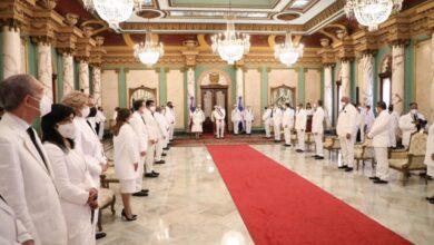 Photo of Presidente Abinader designa gabinete presidencial mediante decreto 324-20
