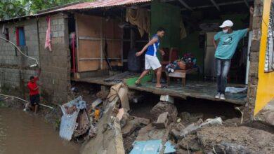 Photo of COE: 210 viviendas afectadas y 1,050 evacuados por tormenta Laura