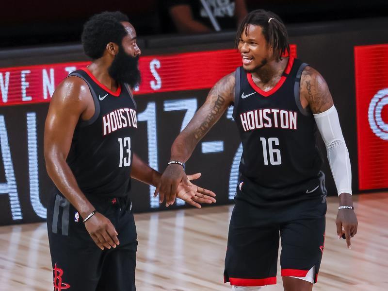 Photo of Harden anota 21 y los Rockets amplían ventaja
