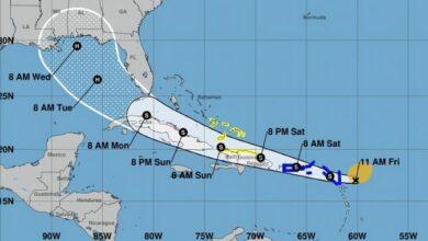 Photo of El COE activa plan de emergencia ante paso de la tormenta Laura y colocó 13 provincias en alerta verde