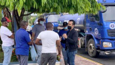Photo of INAPA realiza operativo distribución de agua en Castillo y Salcedo