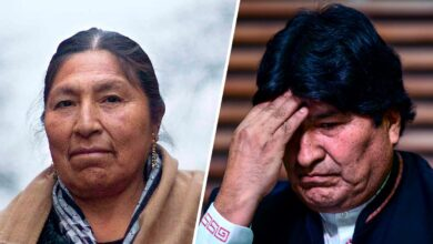 Photo of Muere hermana de Evo Morales por COVID-19 en Bolivia