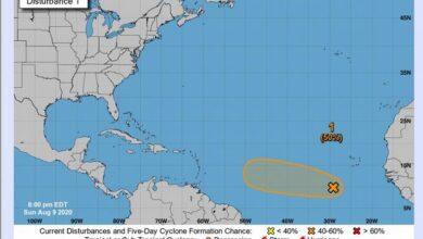 Photo of Potencial depresión tropical podría convertirse en huracán categoría 3 en los próximos 5 días