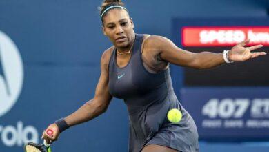 Photo of Serena Williams tuvo que sudar para sacar una victoria