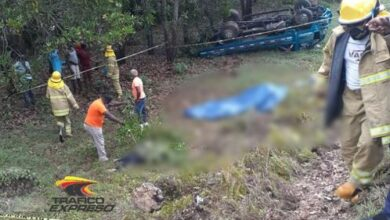 Photo of Tres personas mueren en accidente en la Autopista de Samaná