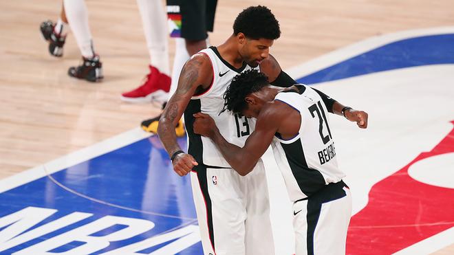 Photo of Los Clippers superan a los Nugges y dominan serie 2-1