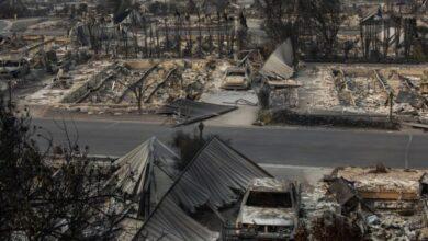 Photo of Hay medio millón de evacuados en Oregón por fuegos forestales