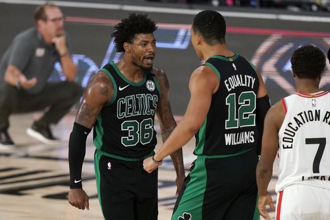 Photo of Tatum y Smart fueron claves en el triunfo de los Celtics