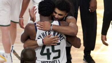 Photo of Nuggets vencen a Jazz; y van a semifinal