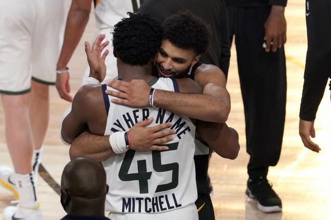 Photo of Nuggets vencen a Jazz; y van a semifinal