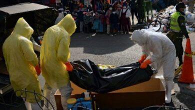 Photo of En agosto murieron 587 personas por coronavirus en RD y en 2 días de septiembre van 55