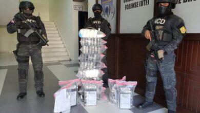 Photo of Detienen a dos hombres con 79 kilos de cocaína en una yipeta en SDE