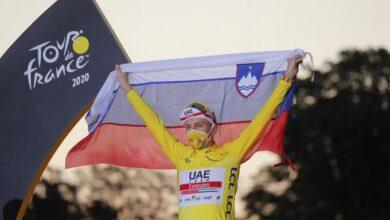Photo of Pogacar se corona en el Tour que desafió al COVID