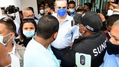 Photo of CMD se desvincula de incidente ocurrido ayer cuando el presidente Abinader visitaba el hospital Antonio Musa