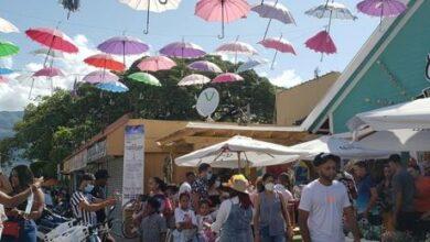 Photo of Se producen aglomeraciones en el centro de Jarabacoa; principal balneario se mantiene cerrado