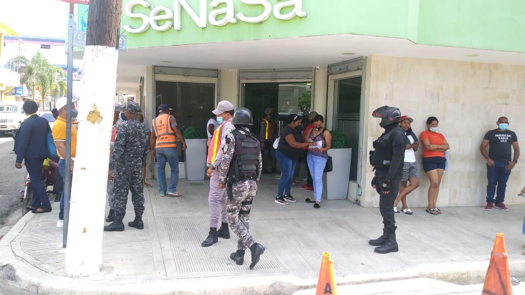 Photo of Militarizan SENASA Nordeste durante toma de posesión de nueva directora
