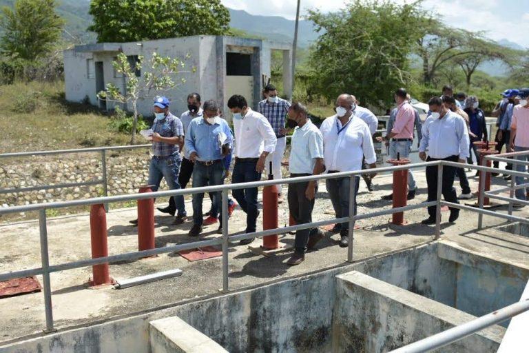 Photo of Inapa interviene Navarrete y anuncia nuevos acueductos en Línea Noroeste