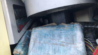 Photo of Incautan 61 kilos de coca en contenedor proveniente de RD