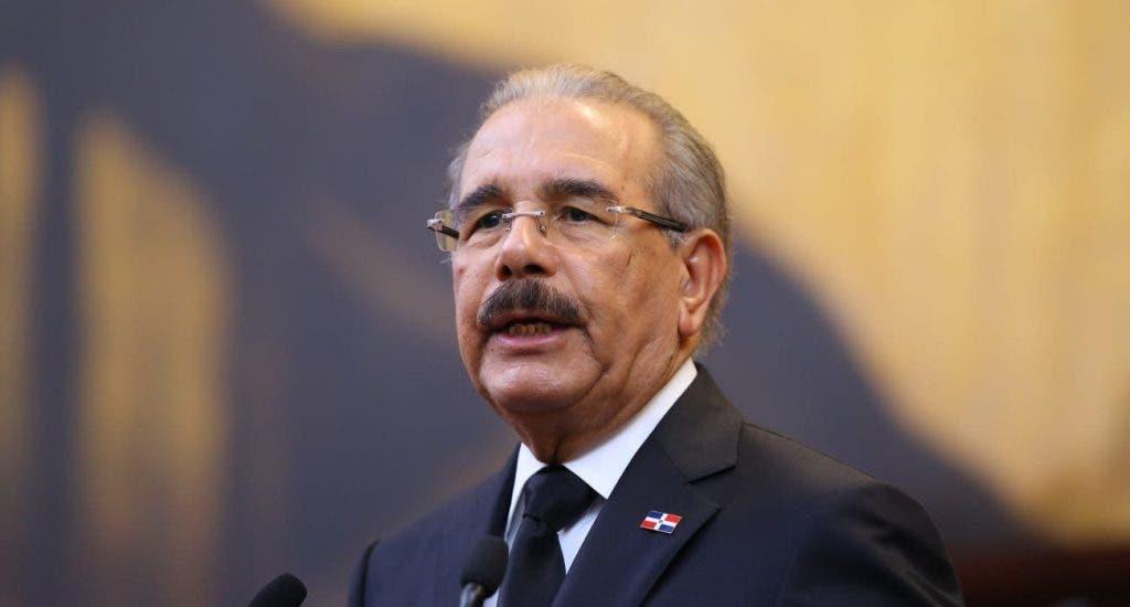 Photo of Expresidente D. Medina reporta un patrimonio de sólo RD$25 millones