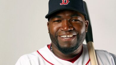 Photo of David Ortiz ya recuperado tras enfermarse con la covid-19