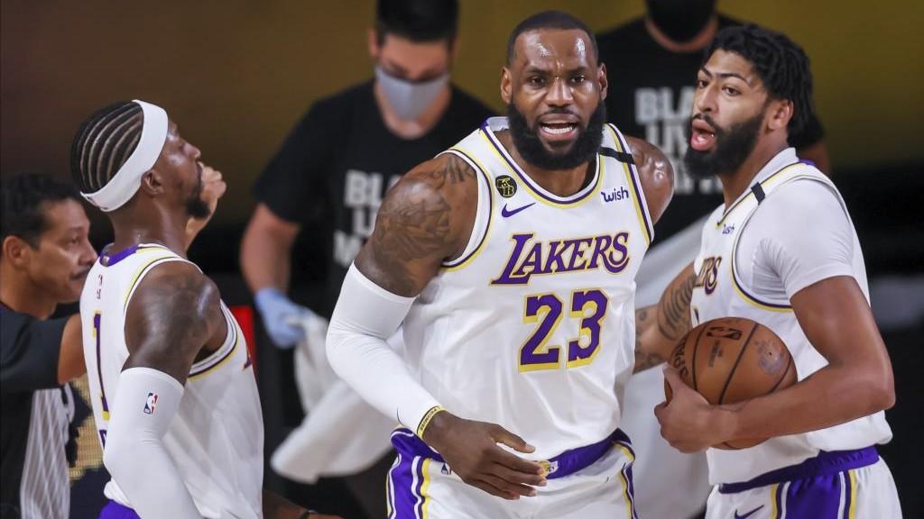 Photo of Los Lakers son favoritos ante sorprendente Denver