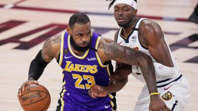 Photo of LeBron James tuvo un «triple doble» y lleva a Lakers a la final