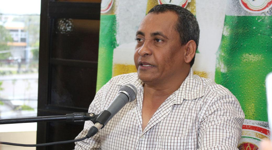"""Photo of Designan a Miguel """"Gueguelo"""" Paulino como director Provincial de Cultura"""