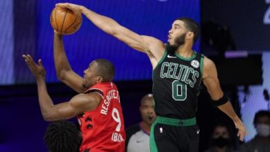 Photo of Celtics ponen a Raptors contra las cuerdas, pone serie 3-2