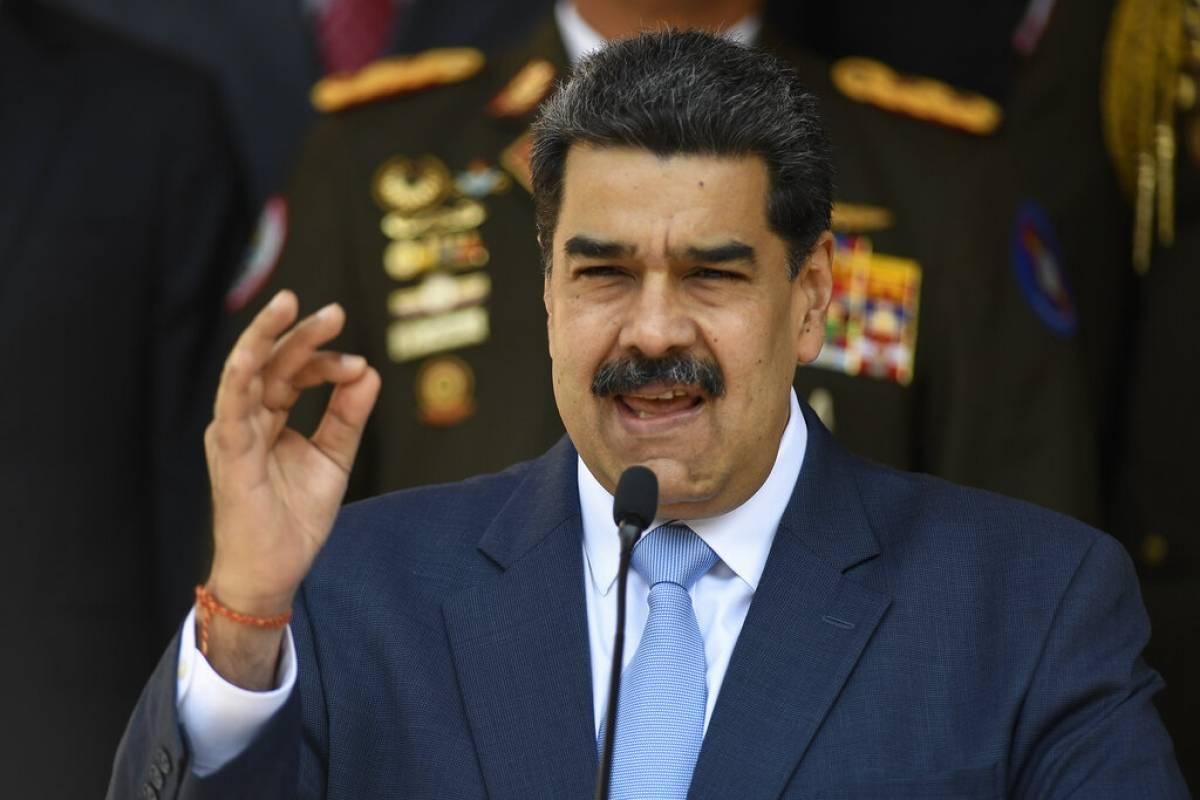 Photo of Maduro critica a Pompeo por acudir a Colombia a «bendecir» las masacres y los atentados contra los DDHH