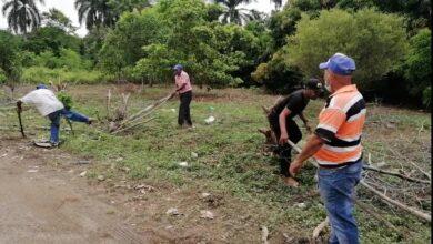 Photo of Organizaciones campesinas tumban alambrada del terreno destinado a UNDEMURD en oficinas del IAD